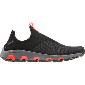 adidas TERREX Voyager Slip On S.RDY Water Shoes Men, core black/grey three/solar red
